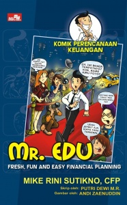 KOMIK MR. EDU